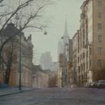 Воскресная Москва. Поварская улица