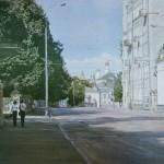 Воскресная Москва. Пречистенка