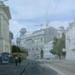 Воскресная Москва. Солянка