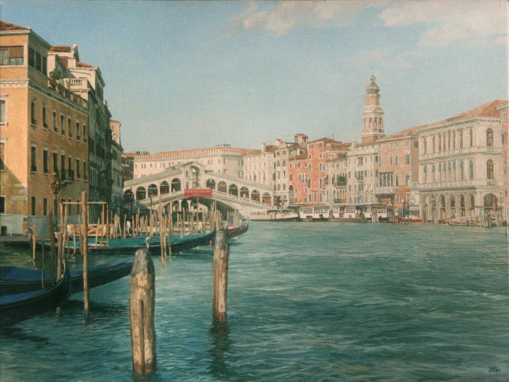 Венеция. Канал Гранде
